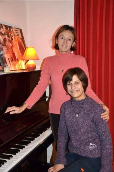 Piano Course, Cartares
